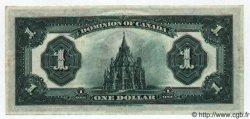 1 Dollar CANADA  1923 P.033f TTB+ à SUP