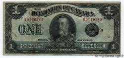 1 Dollar CANADA  1923 P.033j TB à TTB