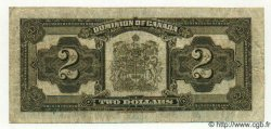 2 Dollars CANADA  1923 P.034i TB