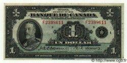 1 Dollar CANADA  1935 P.039 TTB+