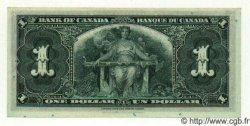 1 Dollar CANADA  1937 P.058b NEUF