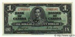 1 Dollar CANADA  1937 P.058c NEUF