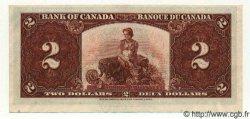 2 Dollars CANADA  1937 P.059b pr.NEUF