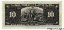 10 Dollars CANADA  1937 P.061c SPL