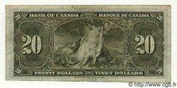 20 Dollars CANADA  1937 P.062b TB à TTB