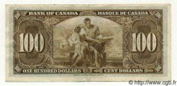 100 Dollars CANADA  1937 P.064b TTB+