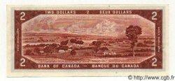 2 Dollars CANADA  1954 P.067b pr.NEUF