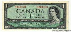 1 Dollar CANADA  1954 P.074b pr.NEUF