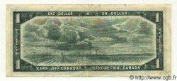 1 Dollar CANADA  1954 P.075b TTB+