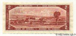 2 Dollars CANADA  1954 P.076d SUP+