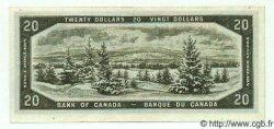 20 Dollars CANADA  1954 P.080a pr.NEUF
