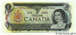 1 Dollar CANADA  1973 P.085a pr.NEUF