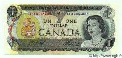1 Dollar CANADA  1973 P.085a NEUF