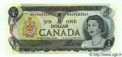 1 Dollar CANADA  1973 P.085b NEUF