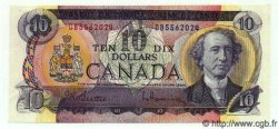 10 Dollars CANADA  1971 P.088a NEUF
