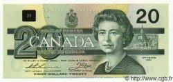 20 Dollars CANADA  1991 P.097a NEUF