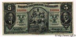 5 Dollars CANADA  1935 PS.0716 TTB