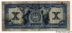 10 Dollars CANADA  1917 PS.0966Af pr.TB