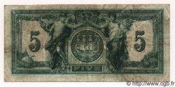 5 Dollars CANADA  1935 PS.0970a pr.TB