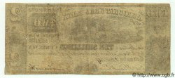 10 Shillings / 2 Dollars CANADA  1837 PS.1562 TTB
