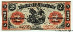 2 Dollars CANADA  1860 PS.1664a TTB