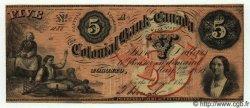 5 Dollars CANADA  1859 PS.1679 TTB+
