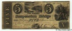 5 Dollars CANADA  1841 PS.1904b TB+