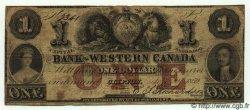 1 Dollar CANADA  1859 PS.2038b TB+