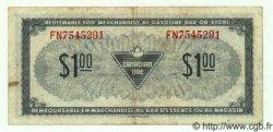 1 Dollar CANADA  1970  TTB