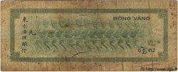 100 Francs TAHITI  1943 P.17a B