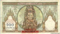 100 Francs TAHITI  1963 P.22A TTB