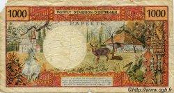 1000 Francs TAHITI  1968 P.26 B