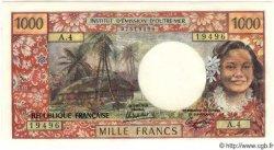 1000 Francs TAHITI  1983 P.27 NEUF