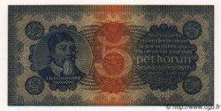 5 Korun TCHÉCOSLOVAQUIE  1921 P.015 TTB+
