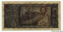 50 Korun TCHÉCOSLOVAQUIE  1922 P.016 pr.TB