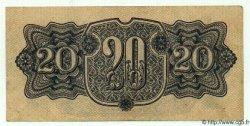 20 Korun TCHÉCOSLOVAQUIE  1944 P.047a TTB