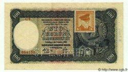 100 Korun TCHÉCOSLOVAQUIE  1945 P.052s pr.NEUF