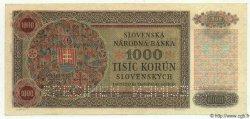 1000 Korun TCHÉCOSLOVAQUIE  1945 P.056s SPL