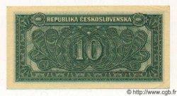 10 Korun TCHÉCOSLOVAQUIE  1950 P.069a SPL