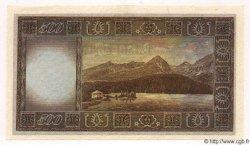 500 Korun TCHÉCOSLOVAQUIE  1946 P.073 pr.NEUF