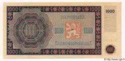 1000 Korun TCHÉCOSLOVAQUIE  1945 P.074as NEUF