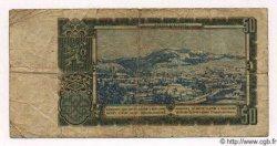 50 Korun TCHÉCOSLOVAQUIE  1953 P.085a B