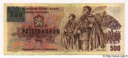 500 Korun RÉPUBLIQUE TCHÈQUE  1993 P.02 TTB