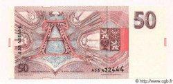 50 Korun RÉPUBLIQUE TCHÈQUE  1993 P.04 NEUF