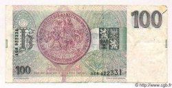100 Korun RÉPUBLIQUE TCHÈQUE  1993 P.05 TTB