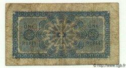 1 Rupee CEYLAN  1918 P.16a TB