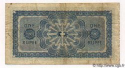 1 Rupee CEYLAN  1924 P.16a TTB