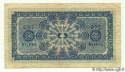 1 Rupee CEYLAN  1924 P.16a TTB+
