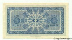 1 Rupee CEYLAN  1937 P.16b SPL
