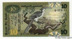 10 Rupees SRI LANKA  1979 P.066 NEUF